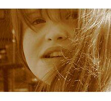 Smiles Photographic Print