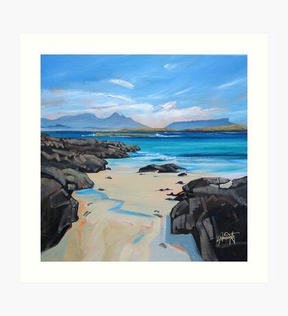Sanna Bay 2 Art Print