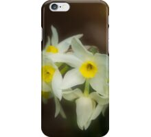 Softly Daffodils iPhone Case/Skin