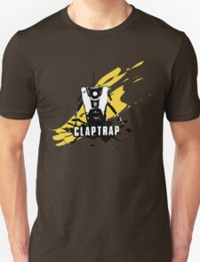 Claptrap (Colored BG) T-Shirt