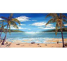 Long Island Paradise, Australia  Photographic Print