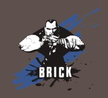 Brick (Grey) T-Shirt