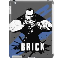 Brick (Grey) iPad Case/Skin