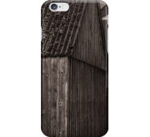 Dolphin Shed iPhone Case/Skin
