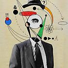 agent 86 by Loui  Jover