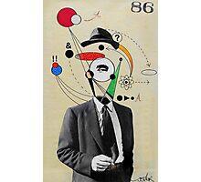 agent 86 Photographic Print