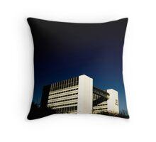 Bank powership Throw Pillow