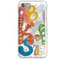 Party Alphabet iPhone Case/Skin