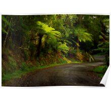 """""""Sunnyside Road"""" Poster"""