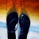 A Pair of Flip Flops by oddoutlet