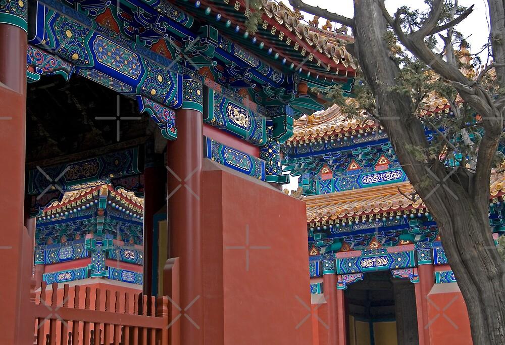 Confucius Temple by KLiu