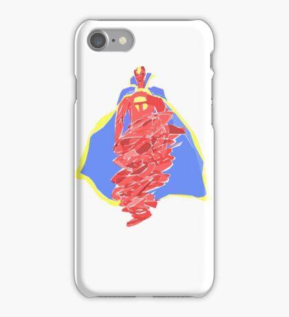 Red tornado  iPhone Case/Skin