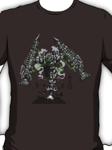 The Game of Kings, Wave Six: The Black Queen-Bishop's Pawn T-Shirt