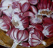 Aglio rosso di Sulmona by pucci ferraris