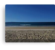 Noosa Beach Canvas Print