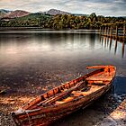 Little Boat on the Shore by Nick Tsiatinis