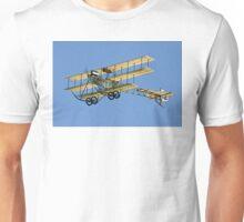 1911 Roe IV Triplane replica G-ARSG Unisex T-Shirt