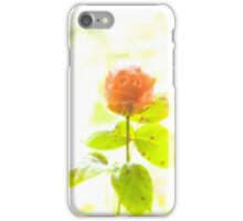 Beauty and the black spot iPhone Case/Skin