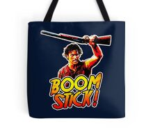 Boom Stick Ash Tote Bag