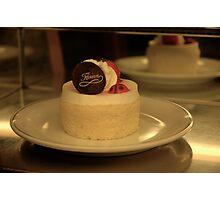 Dessert Anyone? Photographic Print