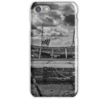Retired Fisher iPhone Case/Skin