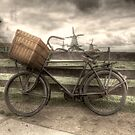 De Bakkersfiets by LarsvandeGoor