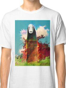 spirited away. no face Classic T-Shirt