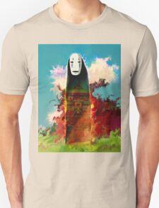 spirited away. no face T-Shirt