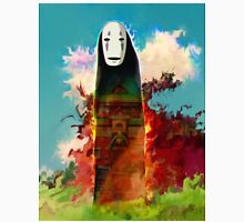 spirited away. no face Unisex T-Shirt