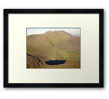Connor Pass Framed Print