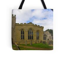 St Peter's Church-Brafferton Helperby,North Yorks Tote Bag