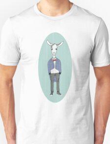 Kid in Formal Unisex T-Shirt