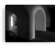 Fort Moultrie Canvas Print