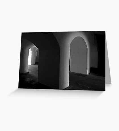 Fort Moultrie Greeting Card