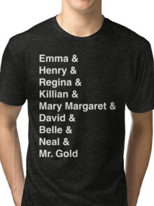 Once Upon A Time in Storybrooke Tri-blend T-Shirt
