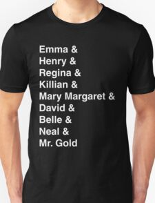 Once Upon A Time in Storybrooke Unisex T-Shirt