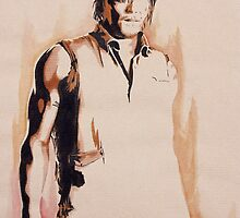 The Walking Dead - Daryl Dixon - Norman Reedus by amielkevin
