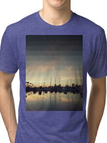 Fading Skies Tri-blend T-Shirt