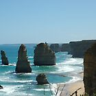 12 Apostles, Great Ocean Road, Australia by jrfphotography