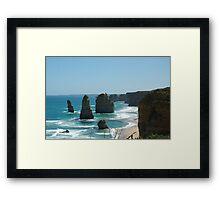 12 Apostles, Great Ocean Road, Australia Framed Print