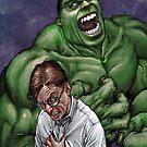 Hulk by quasilucid