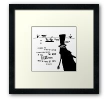 The Hound Of Baskervilles  Framed Print