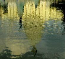Aquatic Abstraction by artisandelimage