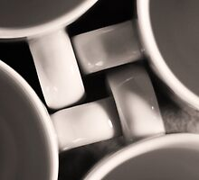 Espresso cups and shapes by Andy Duffus
