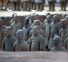 Terra-Cotta Warriors by Alphafish