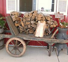 Country Firewood by ricejennifer590