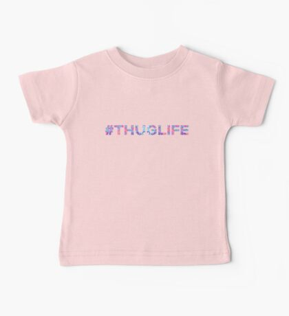 Lilly Thug Life Baby Tee