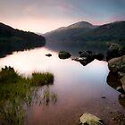 I dream of far away places by Drew Walker
