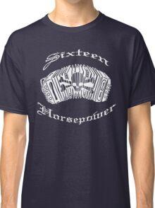 16 Horsepower music instrument Classic T-Shirt