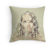 I Don't Feel At All Like I Fall. Throw Pillow